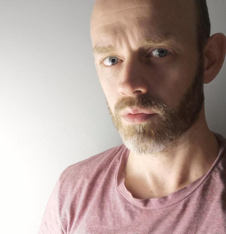 Andrew Martin podcast host